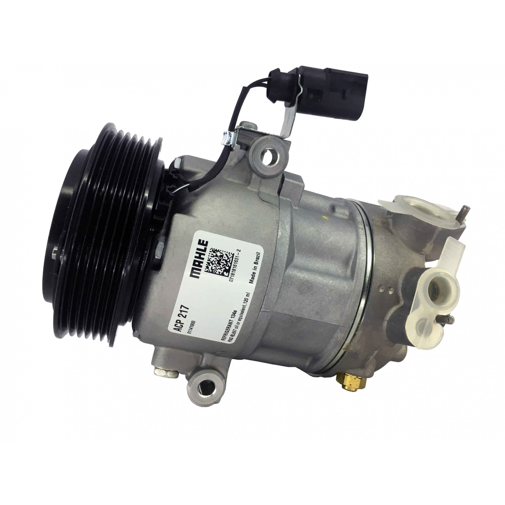 Compressor Fox / Up / Gol 1.0 3cc  - Original MAHLE