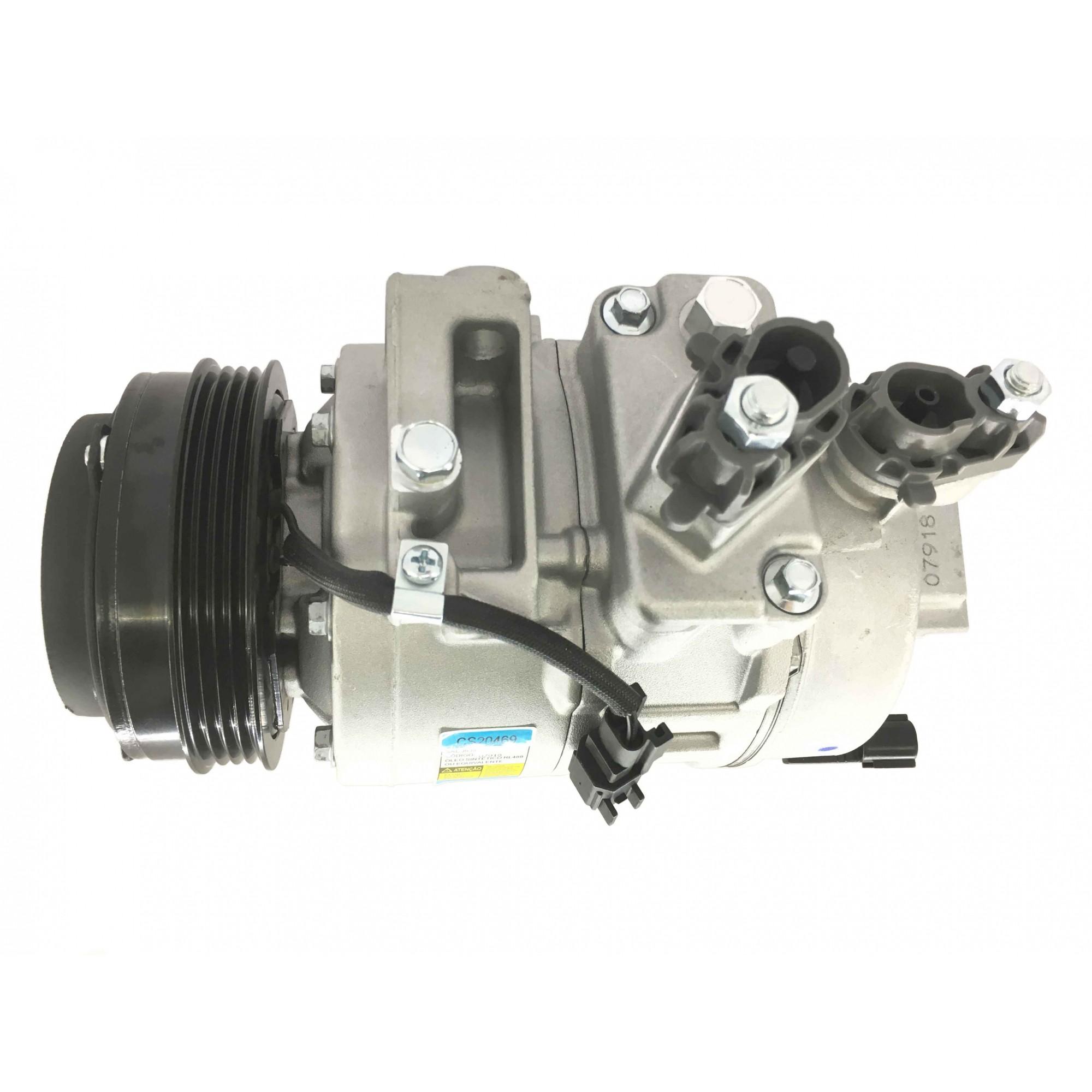 Compressor Fusion 2.0 2012 em diante - Original DELPHI