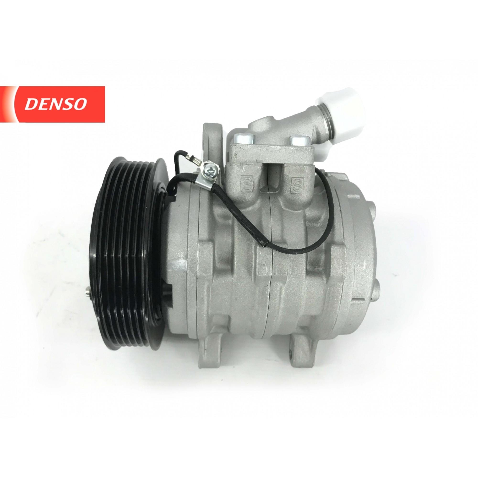 Compressor Gol G2 / G3 / G4 1.0 10p08 Original DENSO