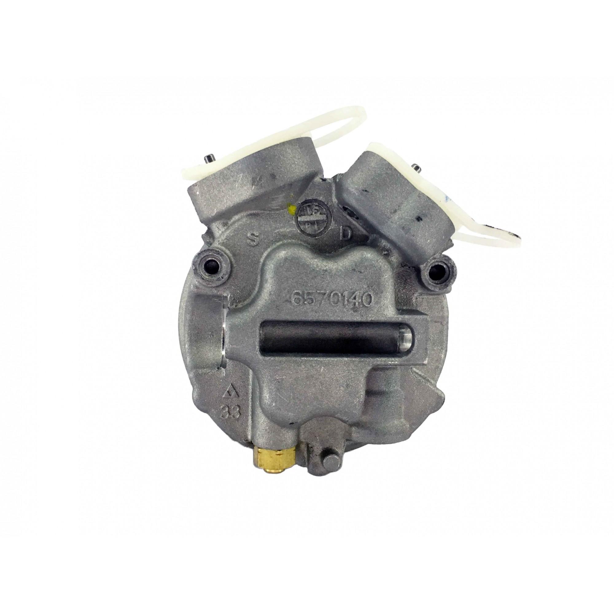 Compressor Gol - Saveiro - Fox - Voyage G5/G6 - Original MAHLE