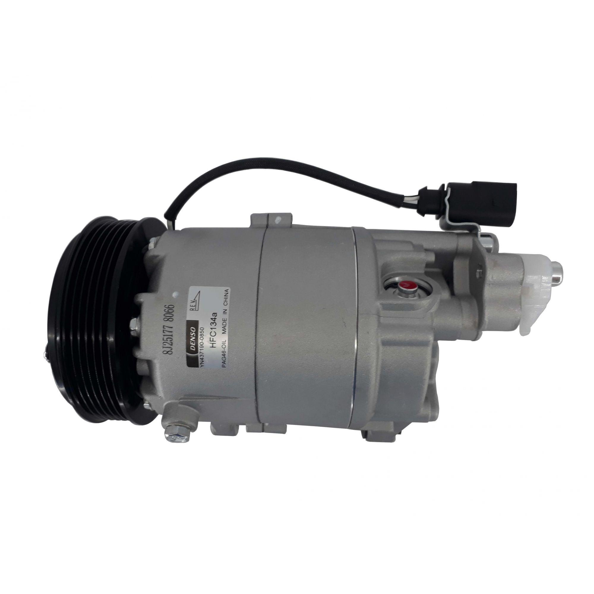 Compressor Golf / Bora / Audi A3 2.0 1.8 Anti-horário - Original DENSO