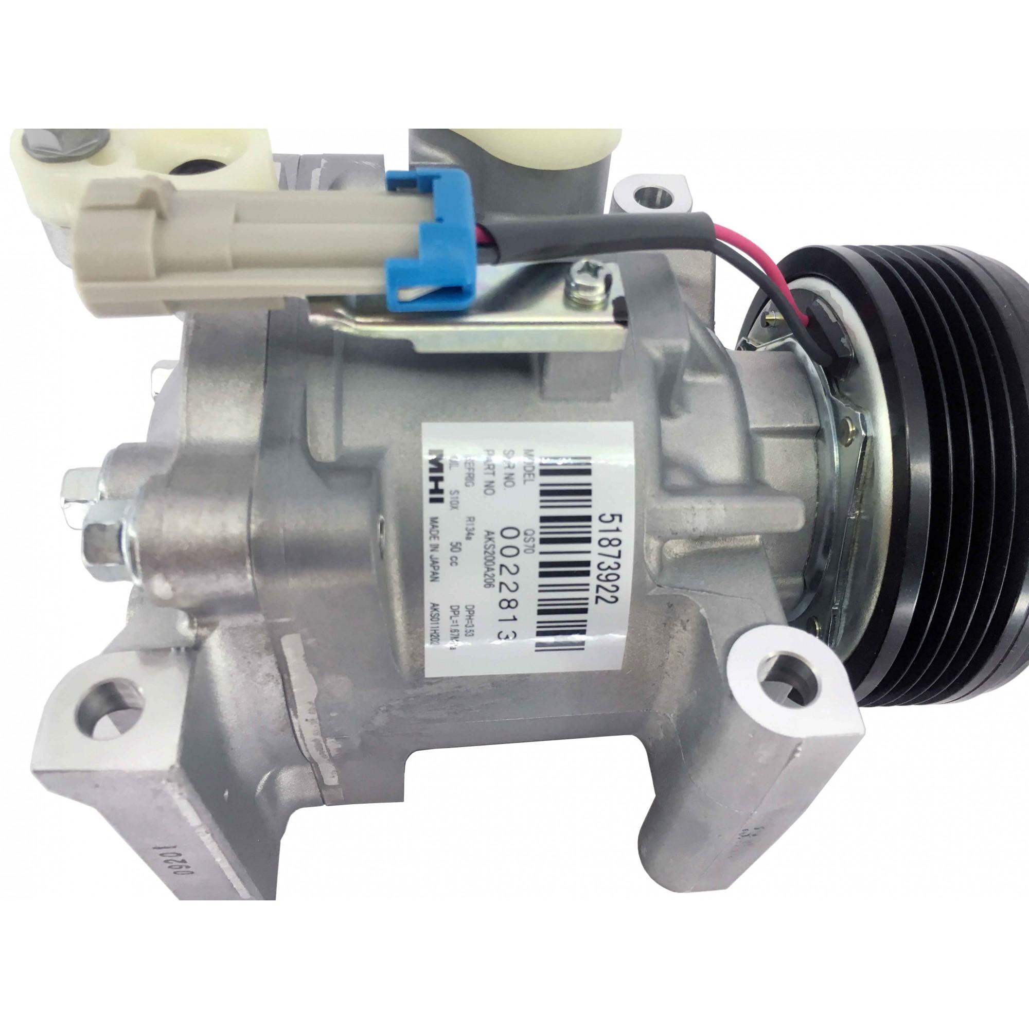 Compressor Grand Siena  / Doblô / Bravo T-jet - Tetra-Fuel