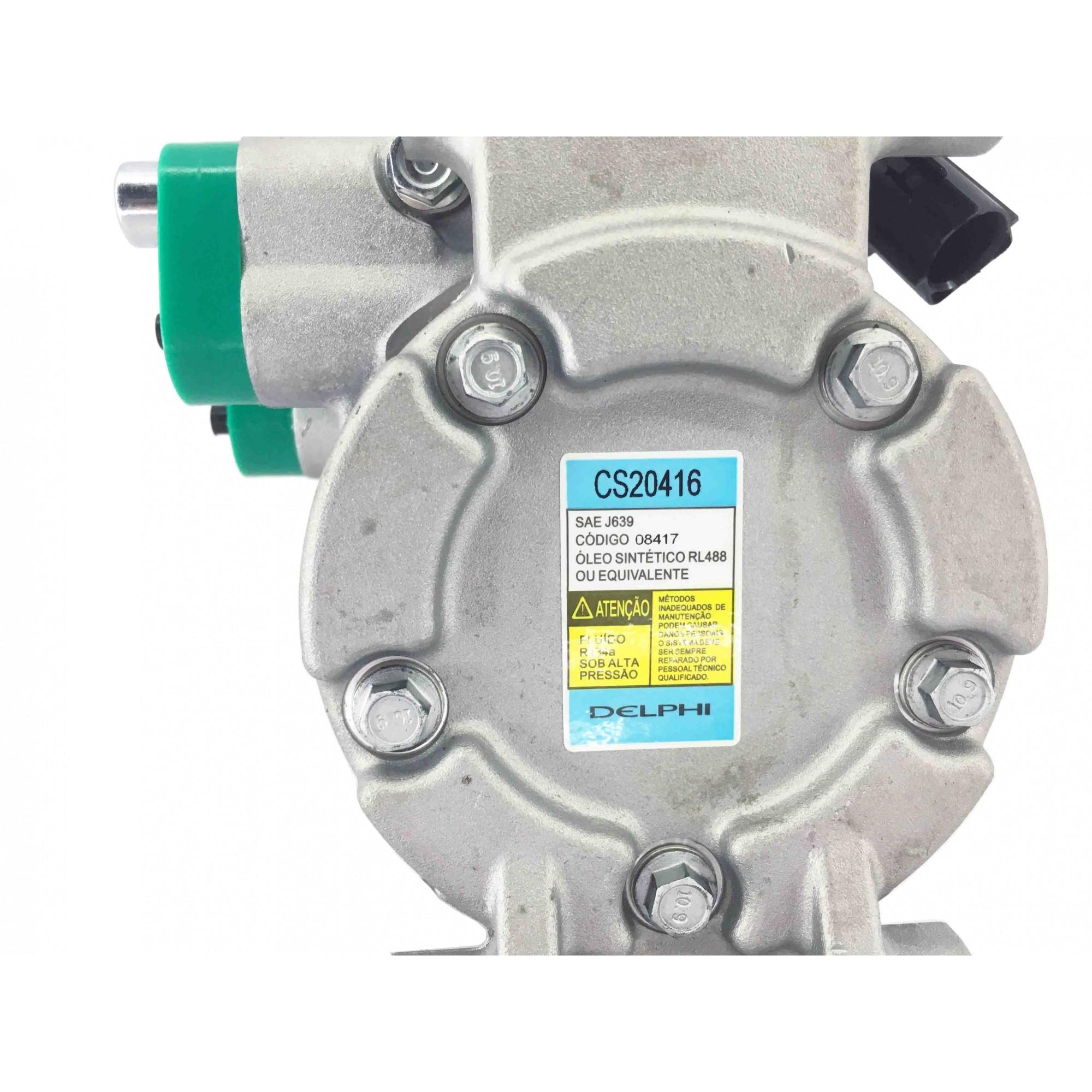 Compressor HB20 1.6 - Original DELPHI