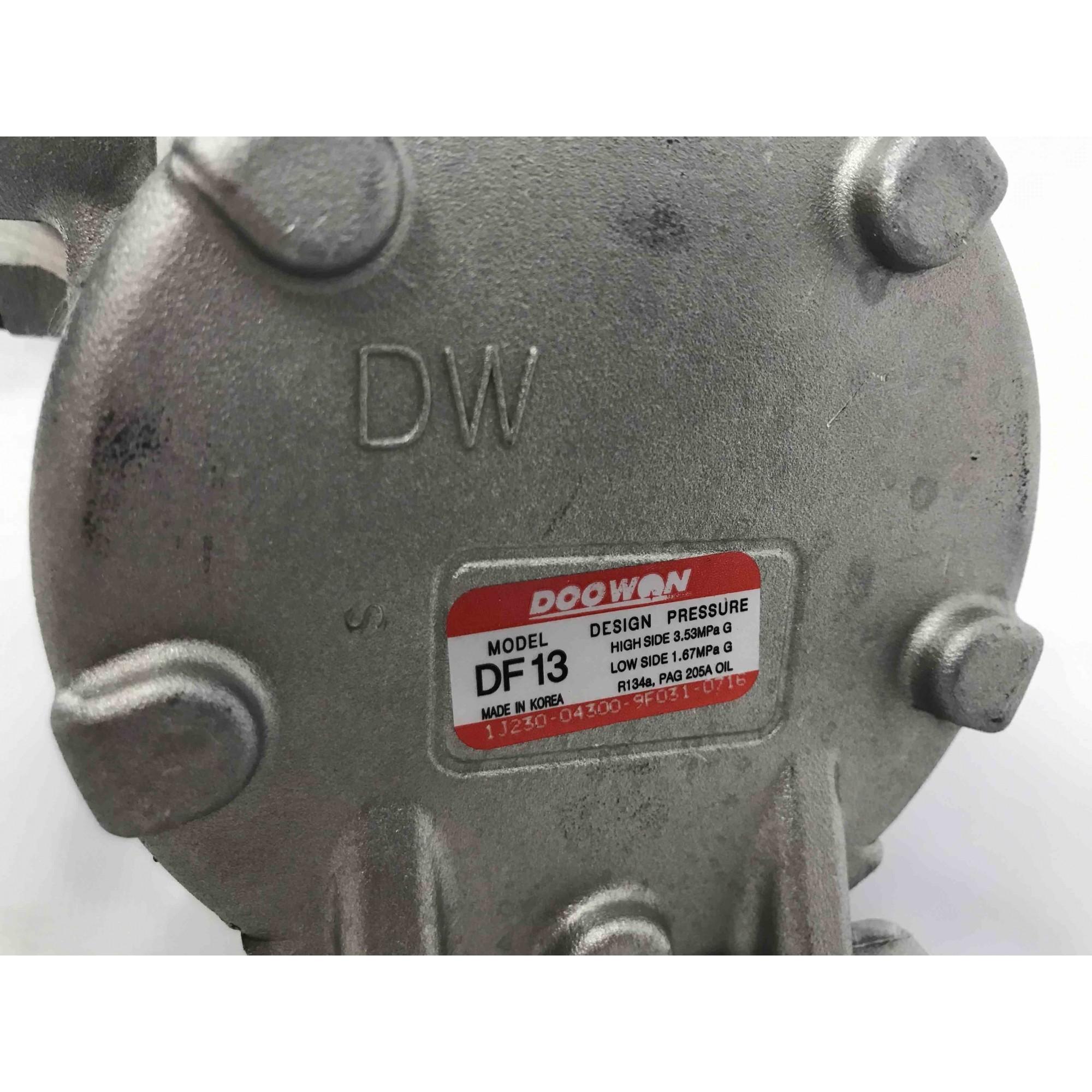 Compressor HB20 1.6 original doowon