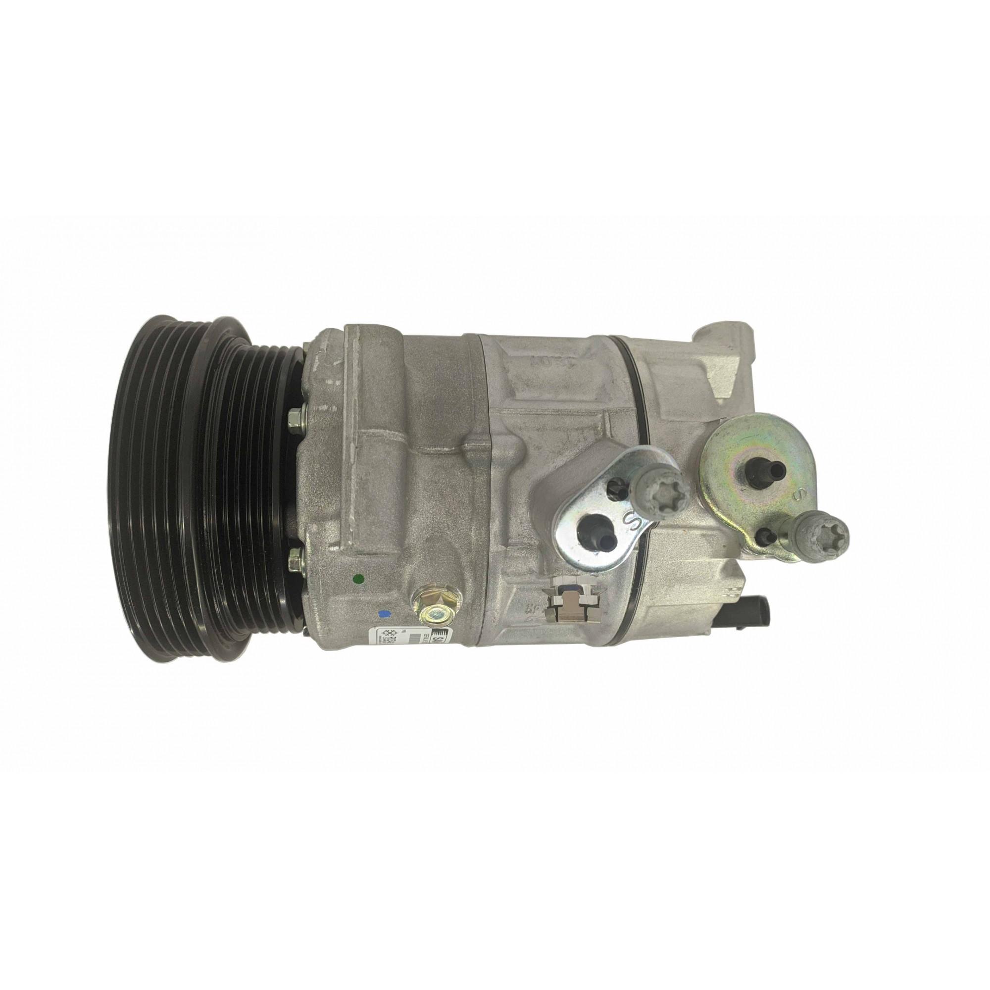 Compressor Jetta 2.5 ano 2007 Polia Dupla - Original SANDEN