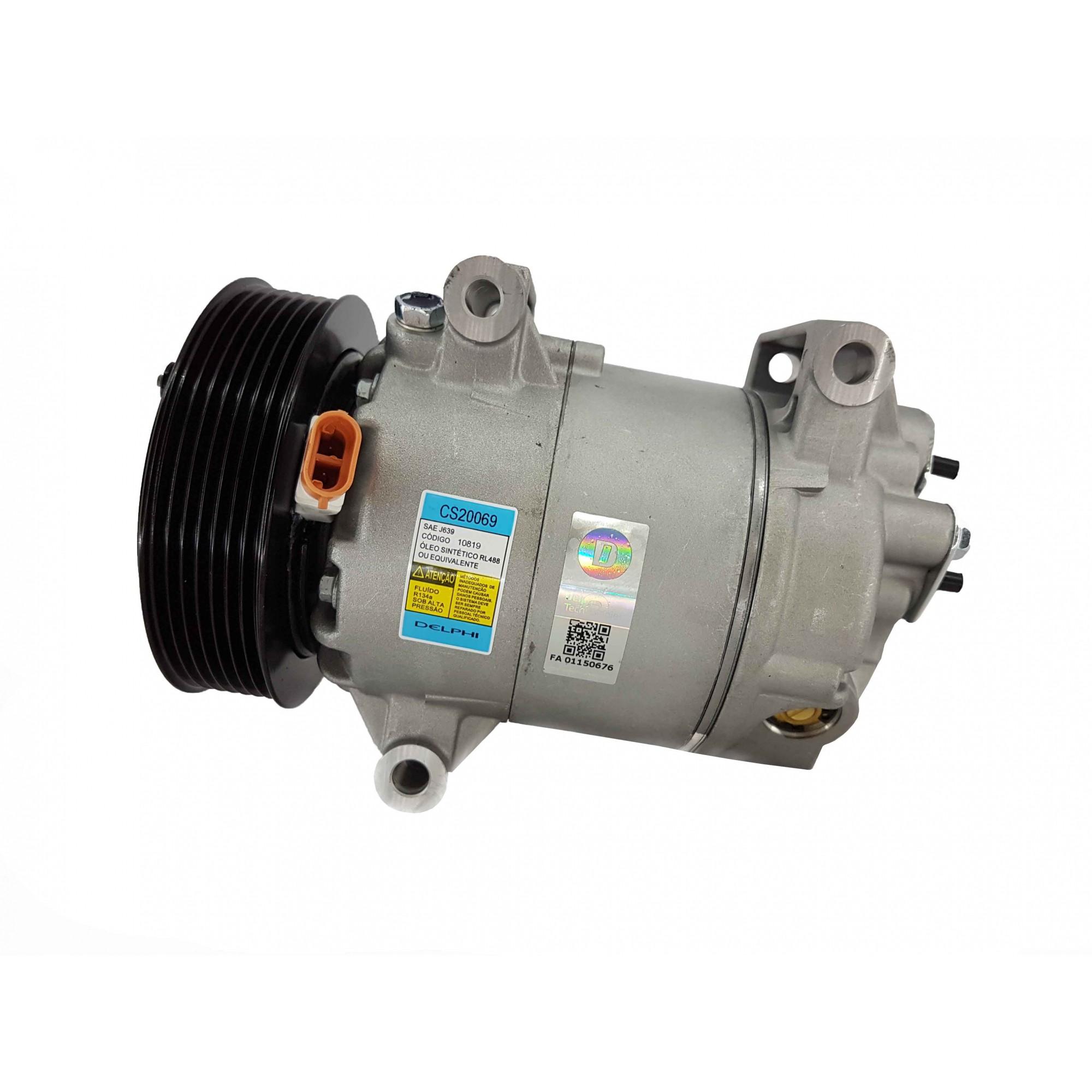 Compressor Megane 2.0 2007 até 2012 - Original DELPHI