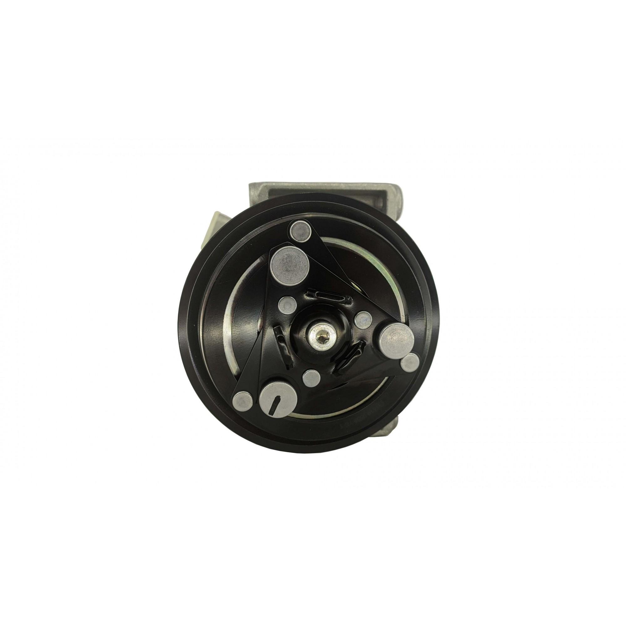 Compressor Novo Uno / Palio / Mobi / Strada 1.0 - 1.4 - Original MAHLE