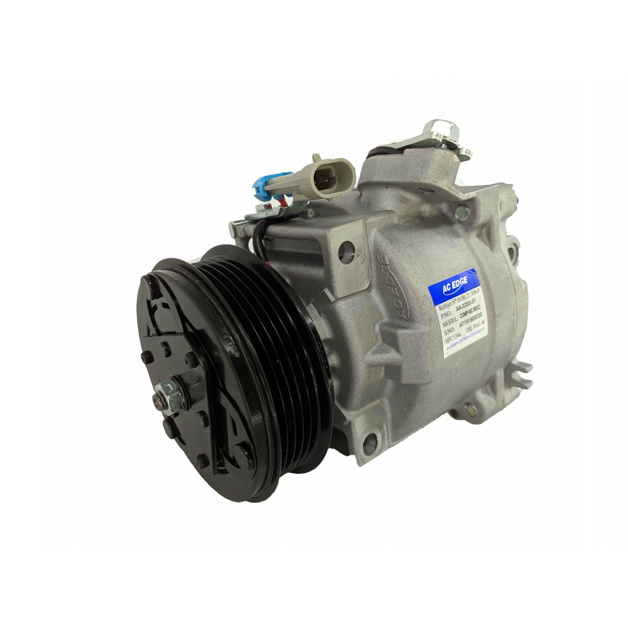 Compressor Onix / Spin 1.8 / Sonic LTZ 1.8 / Cobalt - SANDEN