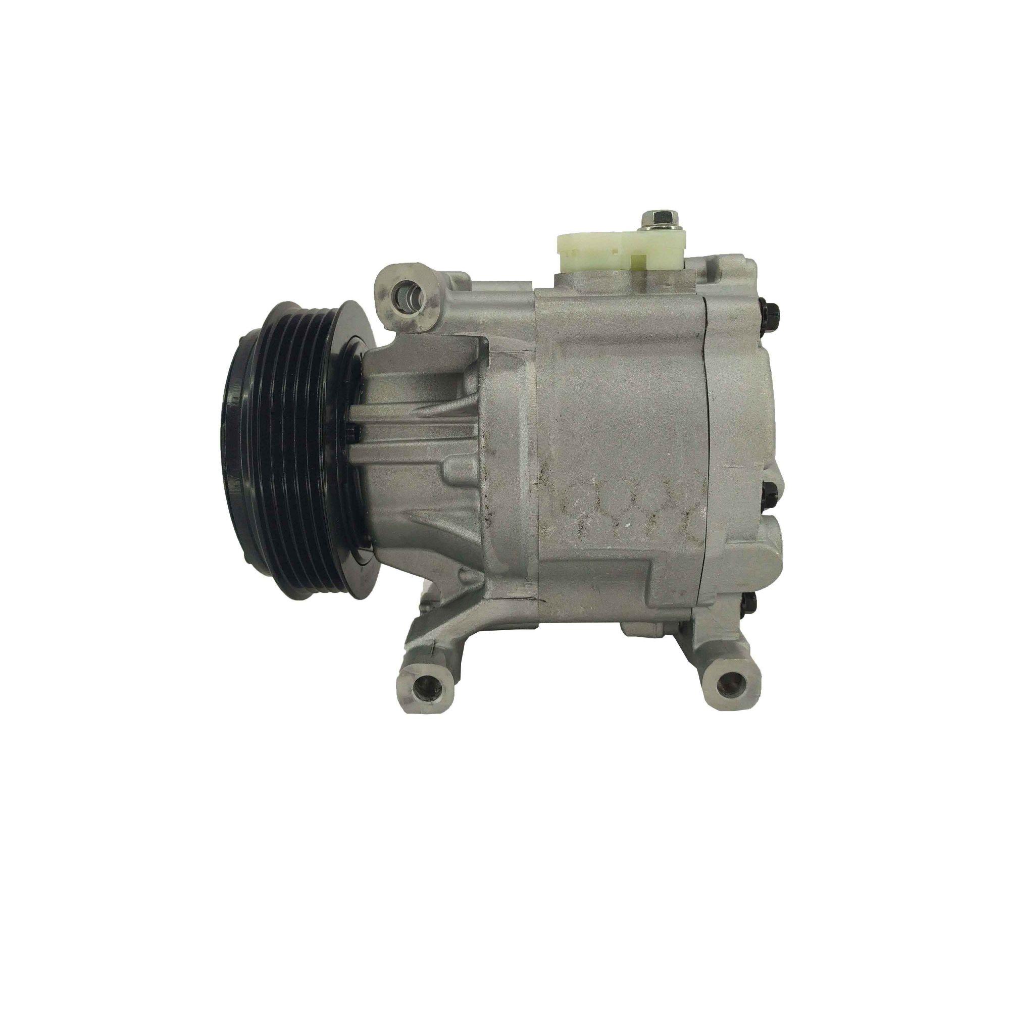 Compressor Palio / Uno / Strada Scroll Pequeno - Original DELPHI