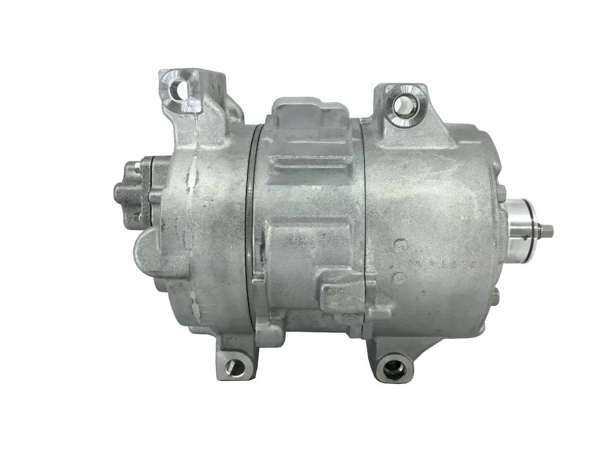 Compressor Rav 4 2.4 7pk (Sem Polia) 2006 Até 2009 - Original DENSO