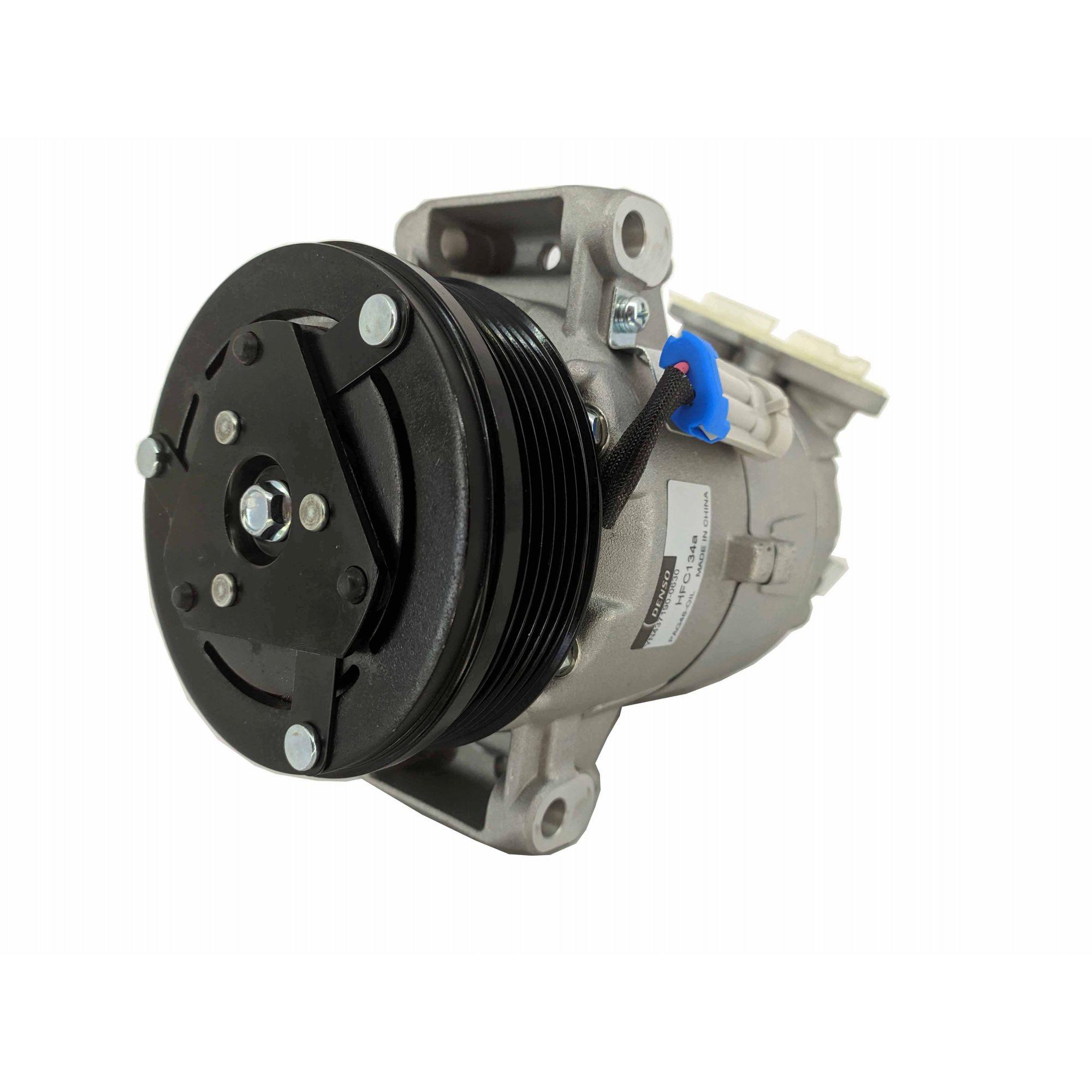 Compressor S10 / Blazer 2.8 - 2.4 + Brinde - Original DENSO