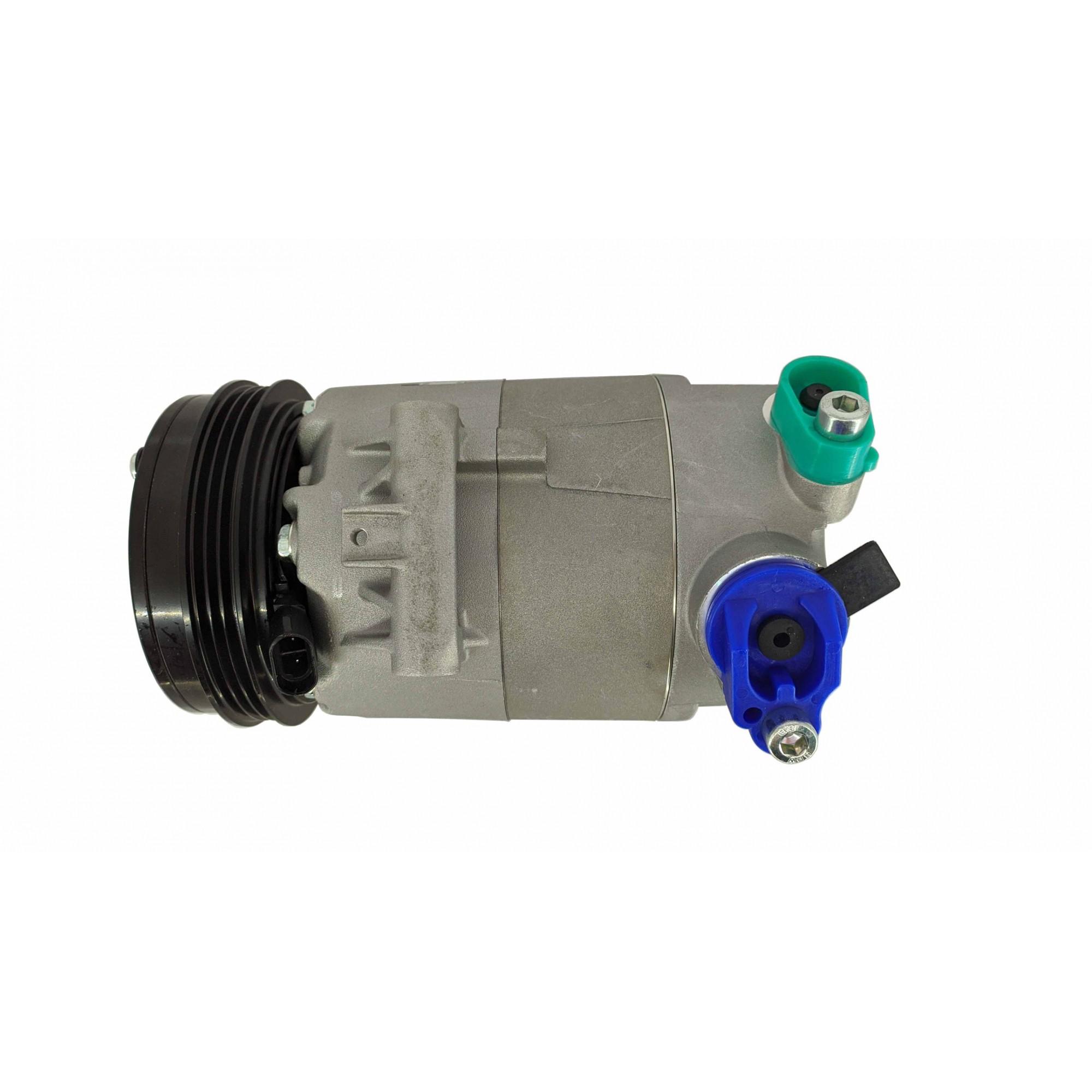 Compressor Saveiro / Gol G5 G6 / Fox / Polo - Original DENSO