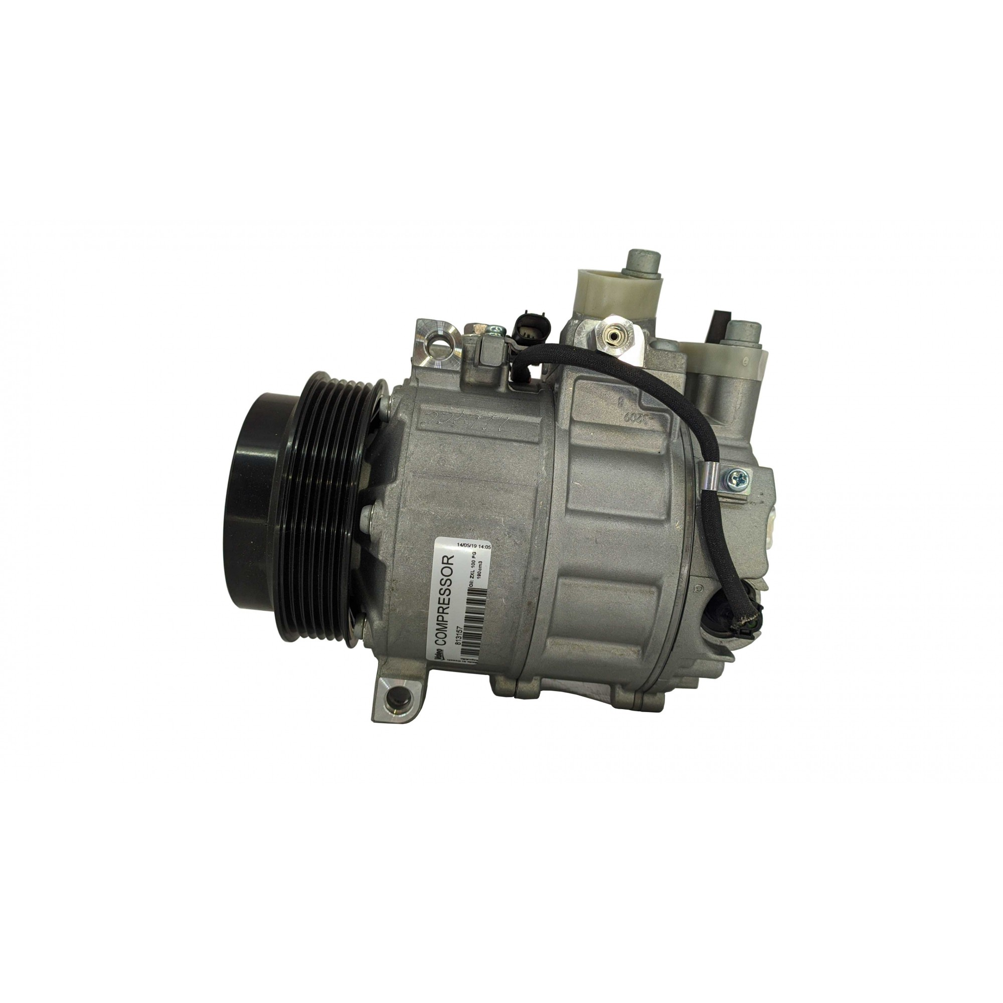 Compressor Sprinter 2013 Em Diante - Original VALEO