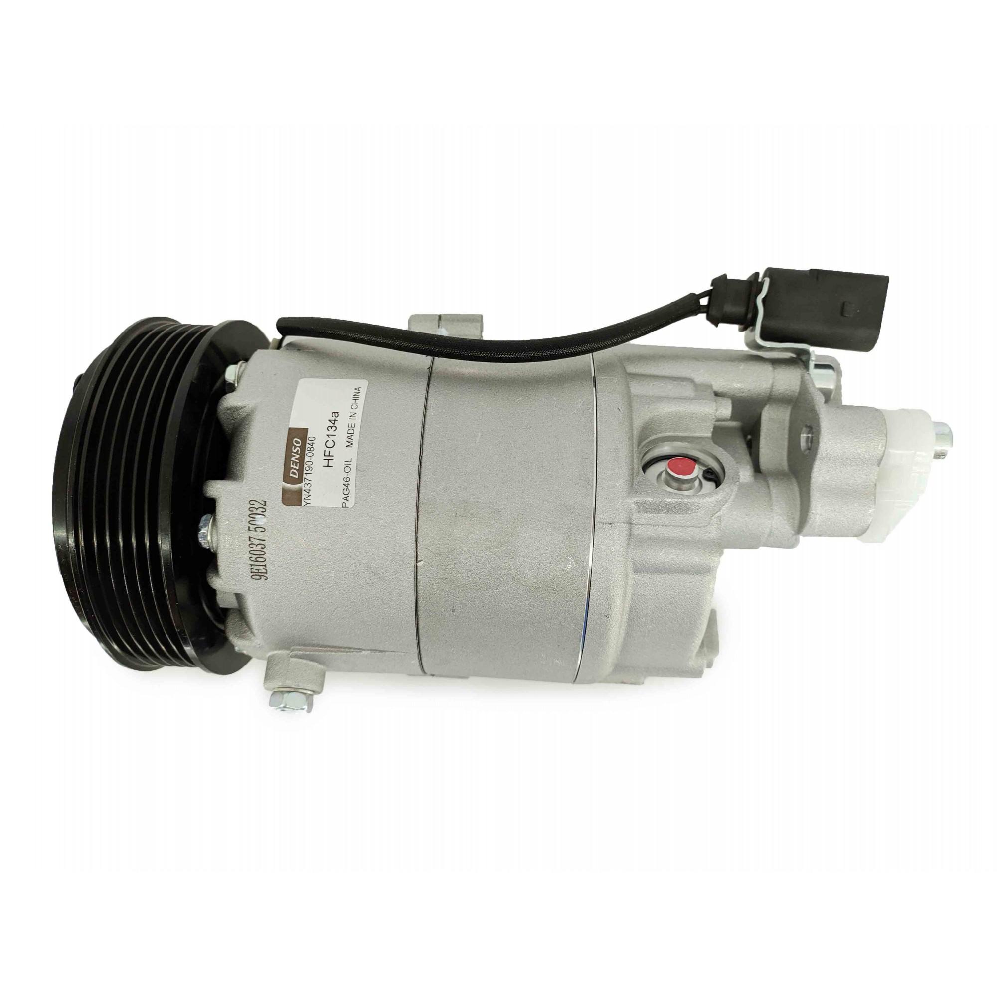 Compressor Vw Golf / Audi 1.6 Horário - Original DENSO