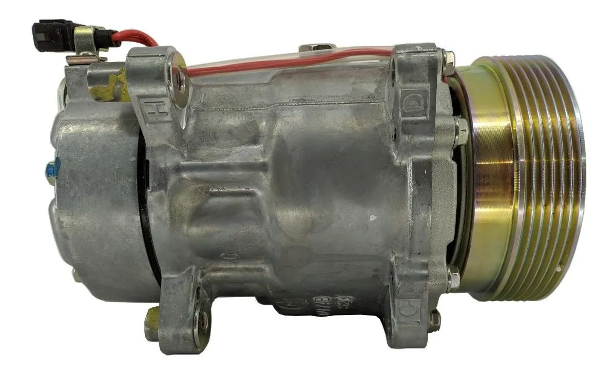 Compressor Vw Golf / Passat / Polo 94 Até 99 - SANDEN