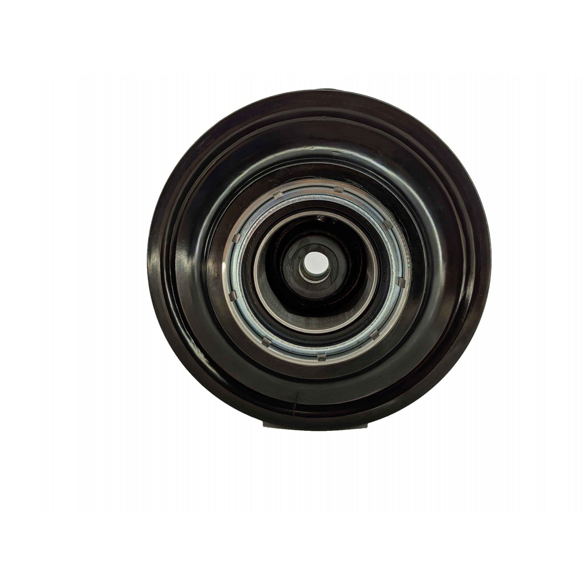 Conjunto Embreagem Polia Compressor Vw Amarok