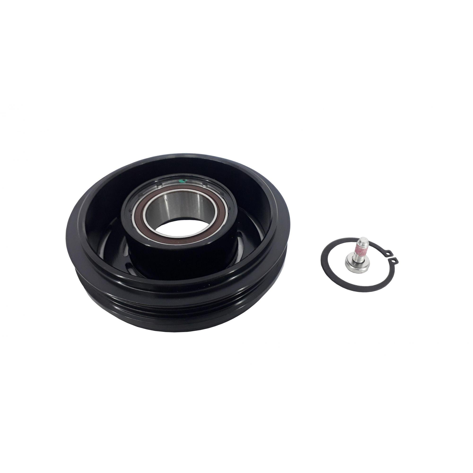 Polia e Rolamento compressor Fox / Gol Novo G5 G6 - MAHLE Original