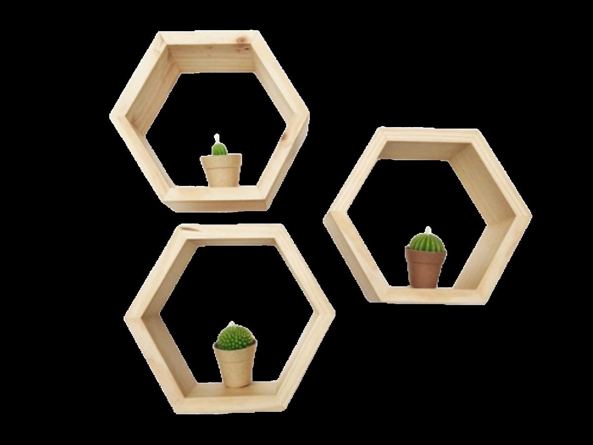 Nicho hexagonal colmeia para decoração para quarto de bebê sem fundo