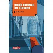 CINCO ENIGMAS UM TESOURO