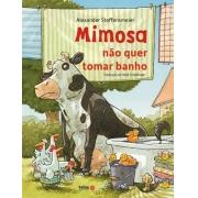 MIMOSA NÃO QUER TOMAR BANHO
