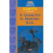 O CASAMENTO DA ARARINHA-AZUL-TEATRO