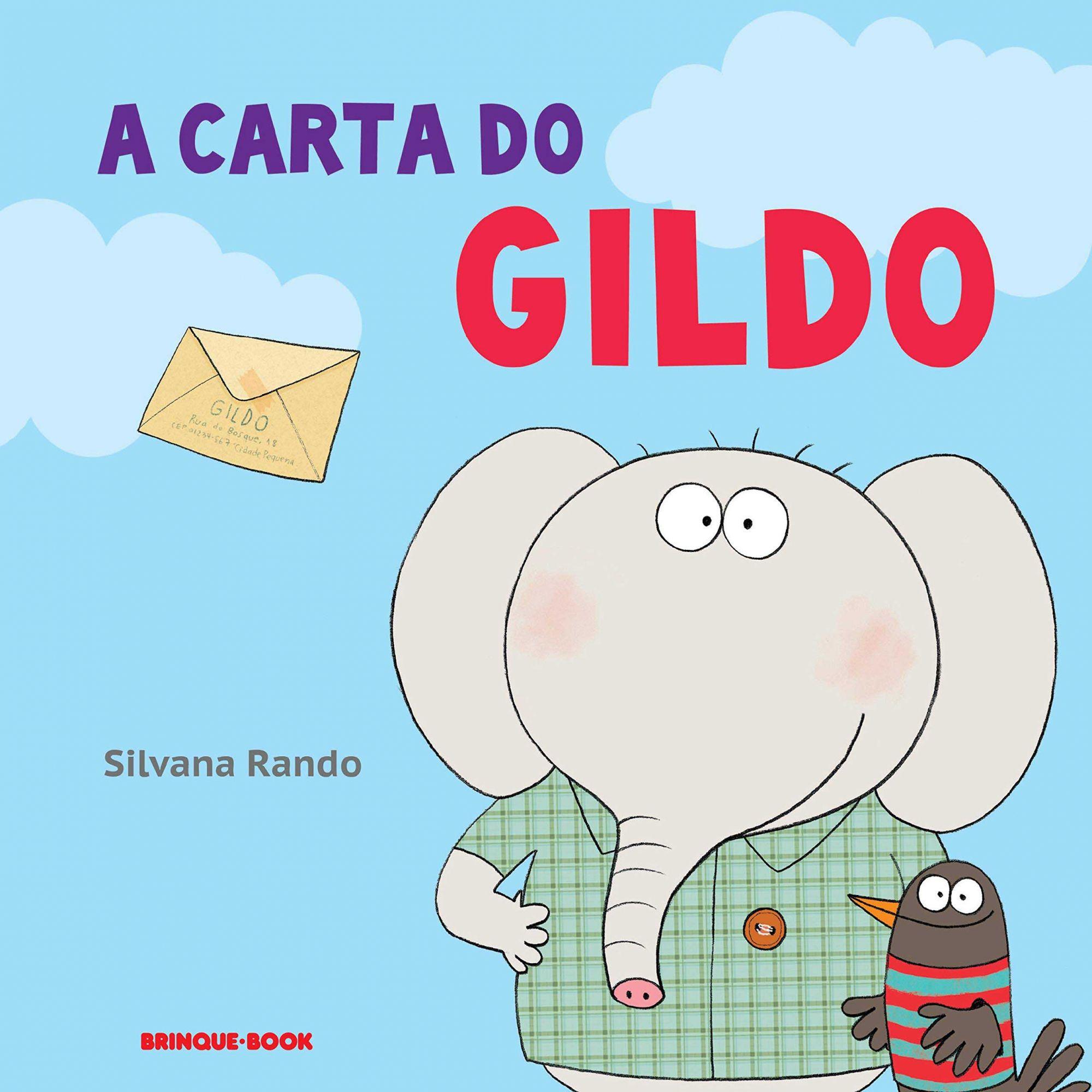 A CARTA DO GILDO  - Loja Bonde Lê