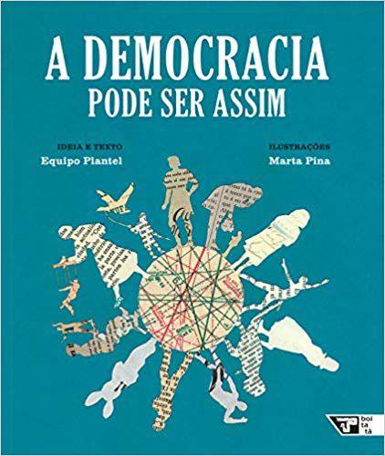 A DEMOCRACIA PODE SER ASSIM  - Loja Bonde Lê