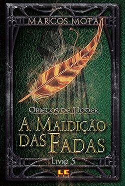 A MALDIÇÃO DAS FADAS  - Loja Bonde Lê