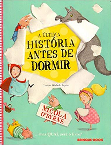 A ULTIMA HISTORIA ANTES DE DORMIR  - Loja Bonde Lê