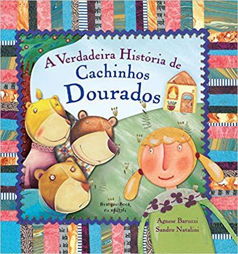 A VERDADEIRA HISTÓRIA DE CACHINHOS DOURADOS  - Loja Bonde Lê