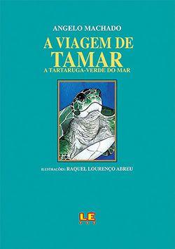 A VIAGEM DE TAMAR  - Loja Bonde Lê