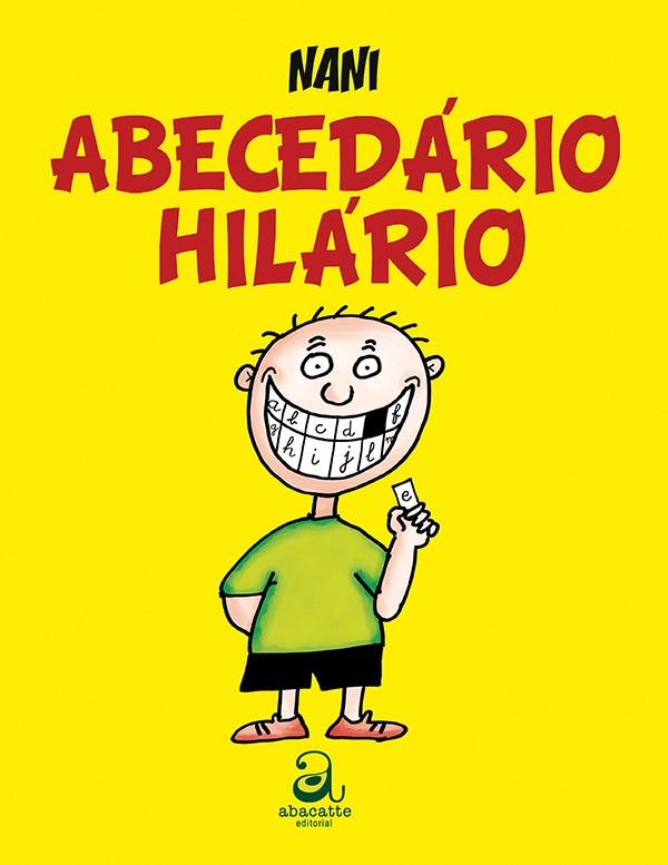 ABECEDÁRIO HILÁRIO  - Loja Bonde Lê
