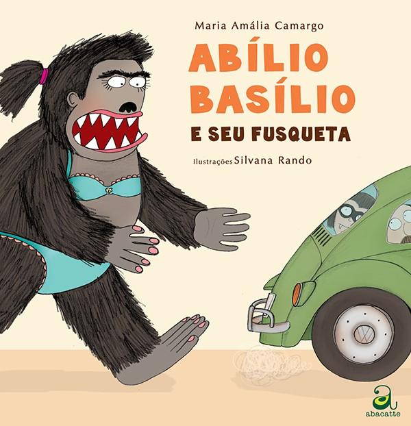 ABILIO BASÍLIO E SEU FUSQUETA  - Loja Bonde Lê
