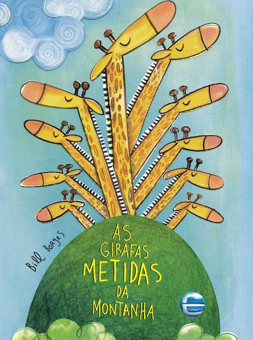AS GIRAFAS METIDAS DA MONTANHA  - Loja Bonde Lê