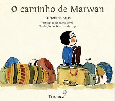 O CAMINHO DE MARWAN ( CAPA DURA )  - Loja Bonde Lê