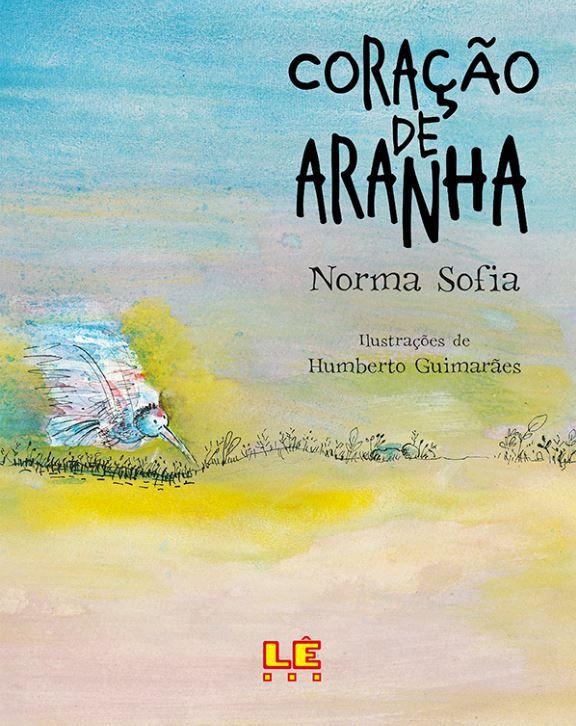 CORAÇÃO DE ARANHA  - Loja Bonde Lê