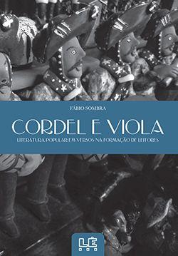 CORDEL E VIOLA - LITERATURA POPULAR EM VERSOS  - Loja Bonde Lê
