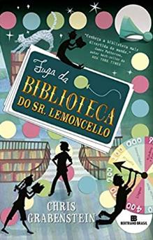 FUGA DA BIBLIOTECA DO SR LEMONCELLO  - Loja Bonde Lê