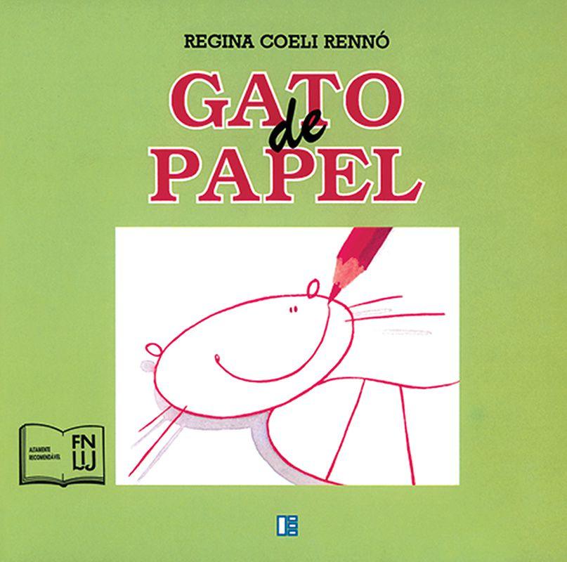 GATO DE PAPEL  - Loja Bonde Lê