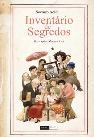INVENTARIO DE SEGREDOS  - Loja Bonde Lê