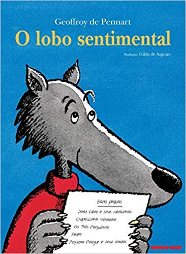 O LOBO SENTIMENTAL   - Loja Bonde Lê
