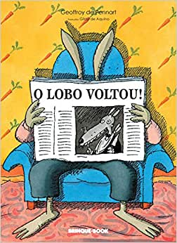 O LOBO VOLTOU  - Loja Bonde Lê