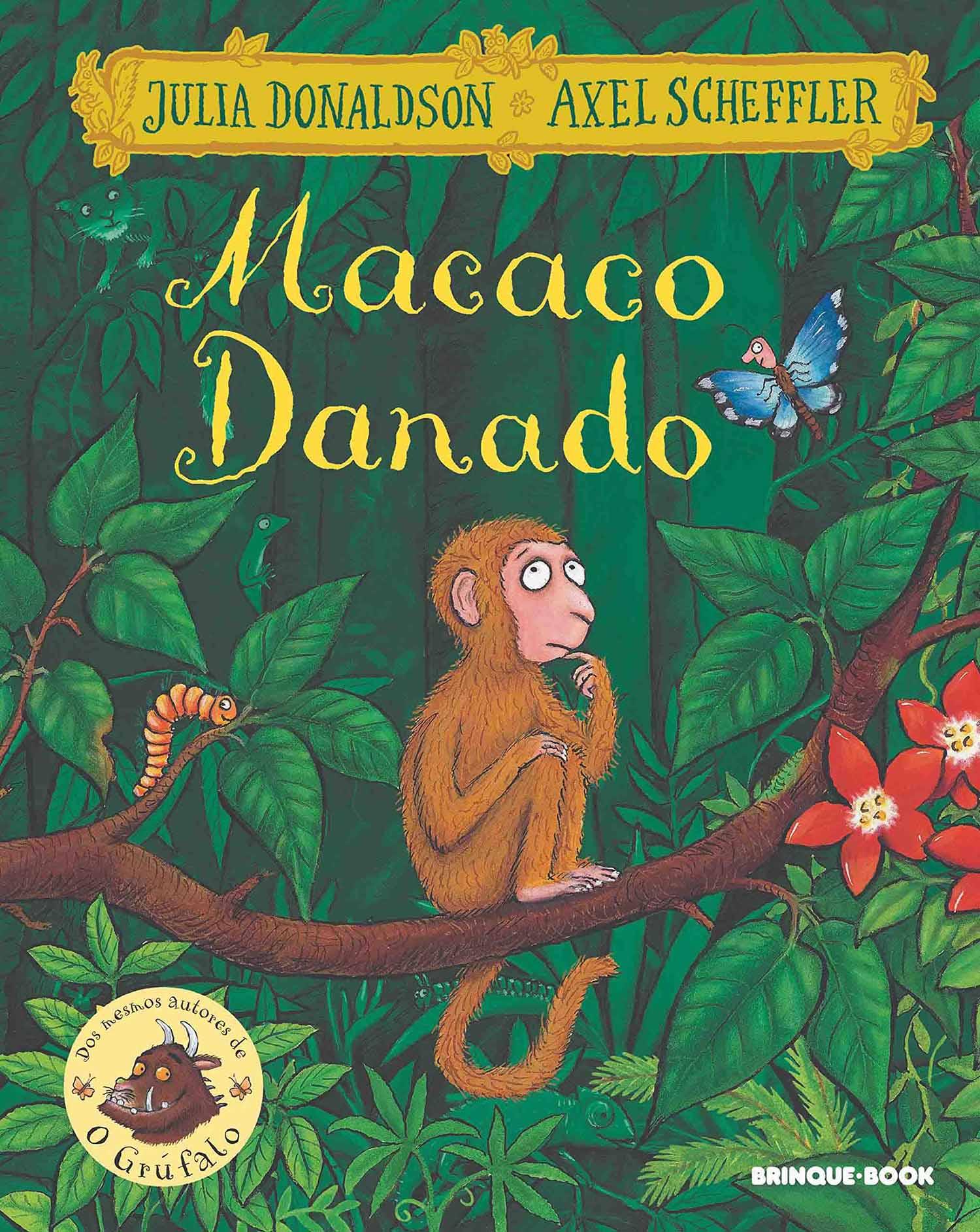 MACACO DANADO  - Loja Bonde Lê