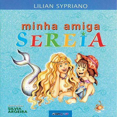 MINHA AMIGA SEREIA  - Loja Bonde Lê