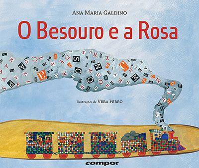 O BESOURO E A ROSA  - Loja Bonde Lê