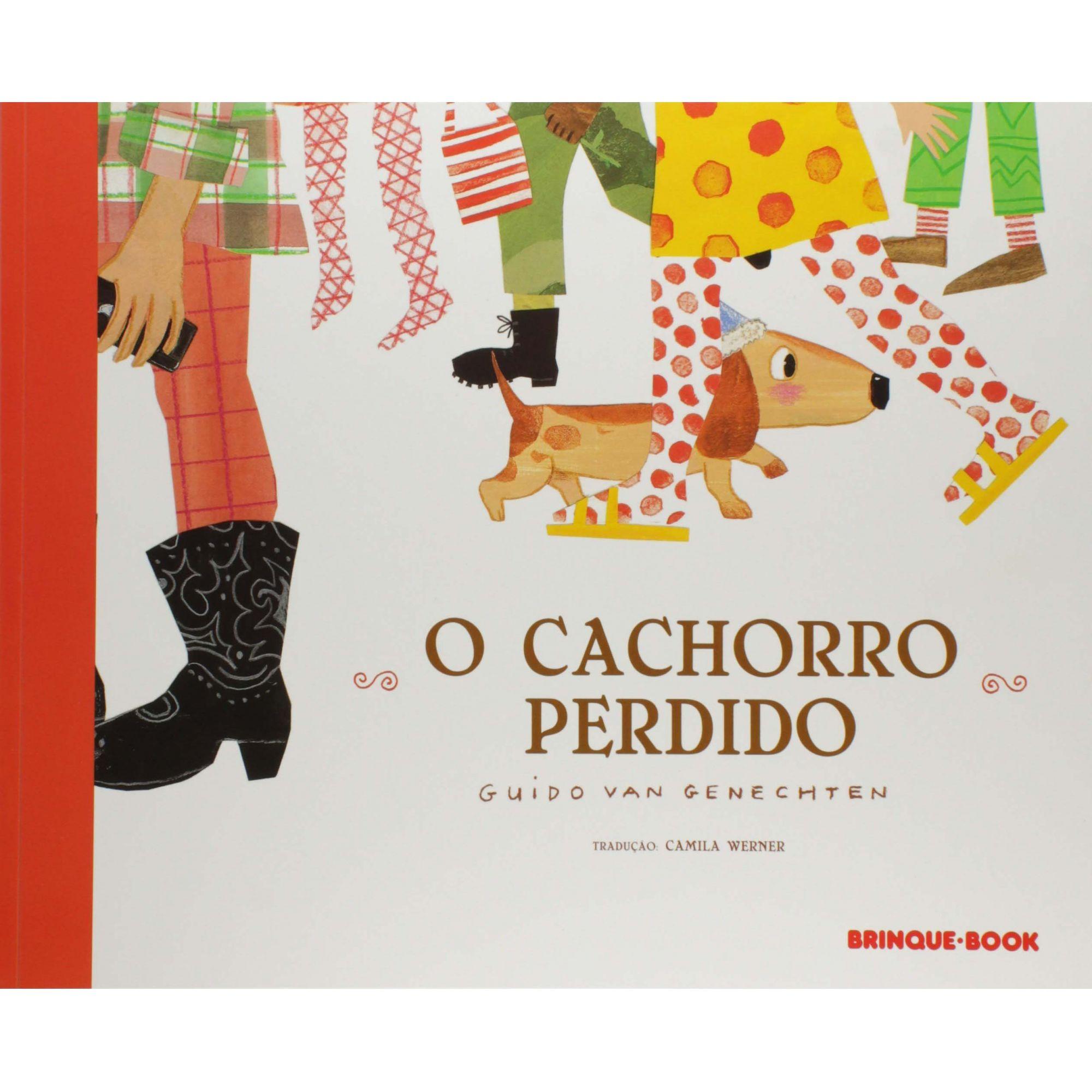 O CACHORRO PERDIDO  - Loja Bonde Lê