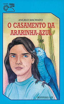 O CASAMENTO DA ARARINHA-AZUL  - Loja Bonde Lê