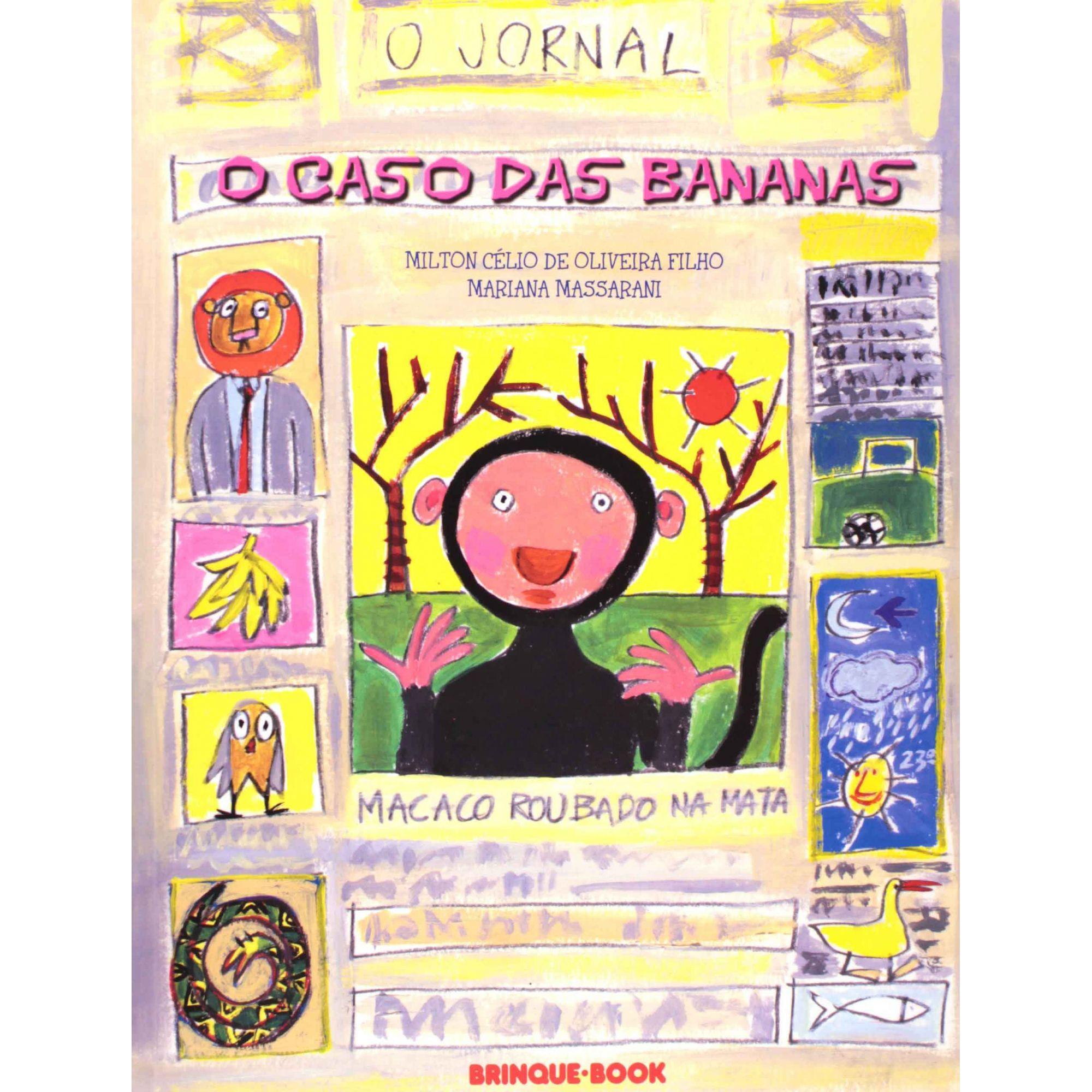 O CASO DAS BANANAS  - Loja Bonde Lê
