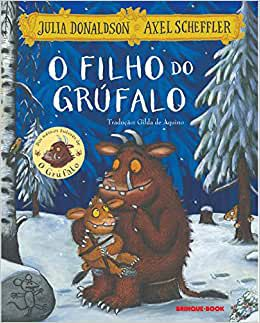 O FILHO DO GRÚFALO  - Loja Bonde Lê