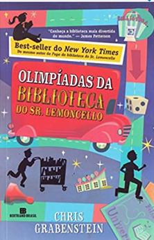 OLIMPIADAS DA BIBLIOTECA DO SR. LEMONCELLO  - Loja Bonde Lê